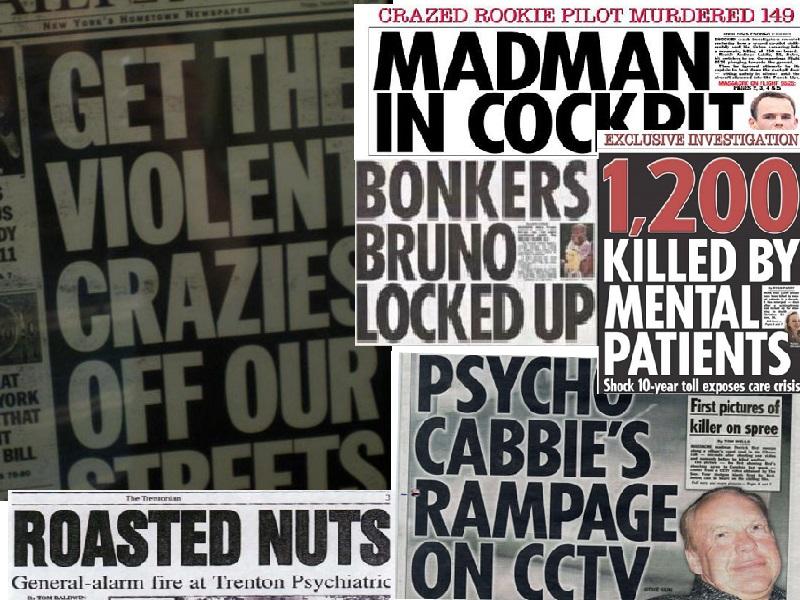 Perceptions of mental illness: The media and mentalhealth.